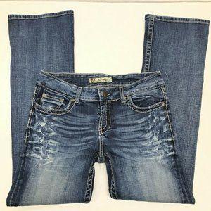 "Women's Buckle BKE ""Culture"" Bootcut Stretch Jeans"
